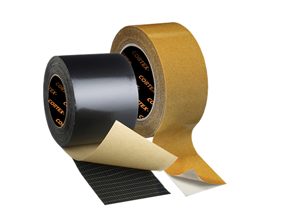 Cortex® Façade Tape and Cortex® Double-Sided Tape