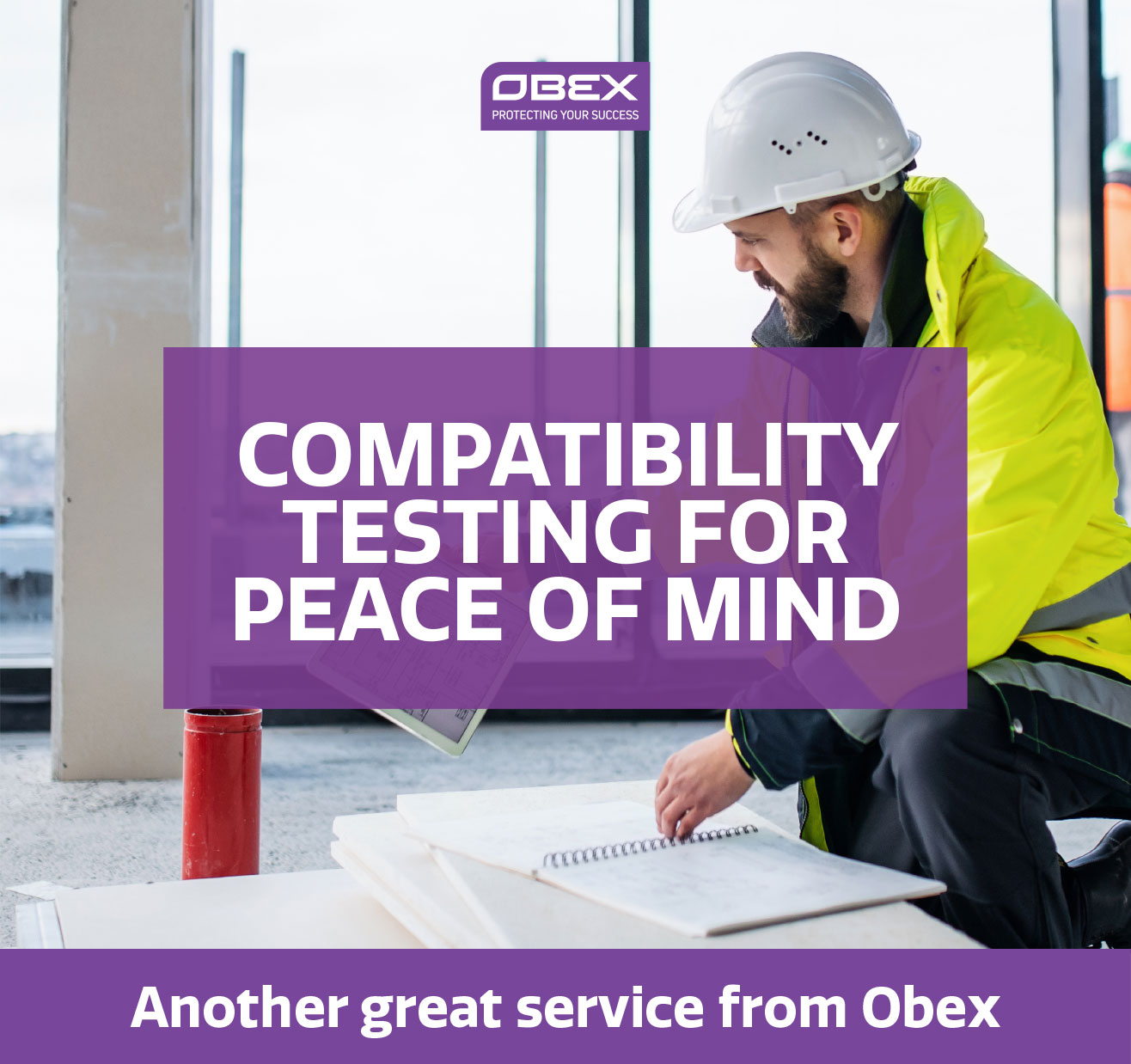 Obex products compatibility testing